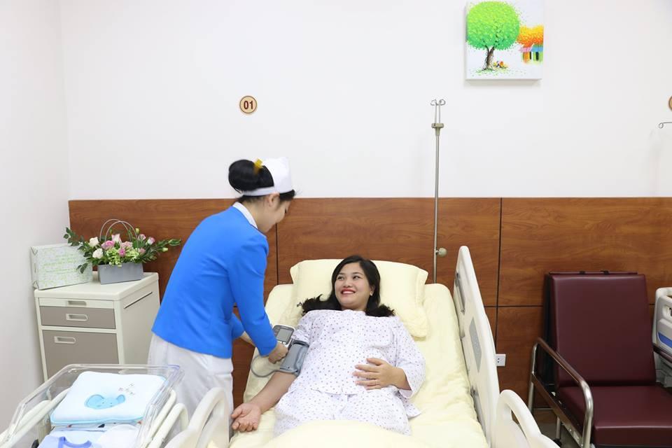 Sinh con trọn gói – Bệnh viện Trung Ương 108